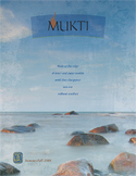 2008 Mukti Summer/Fall Newsletter