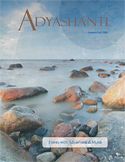 2008 Adyashanti Summer/Fall Newsletter