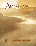 2008 Adyashanti Newsletter