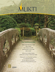 2009 Mukti Newsletter