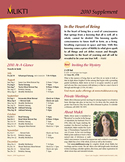 2010 Mukti Newsletter Supplement