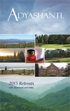 2015 Retreat Brochure