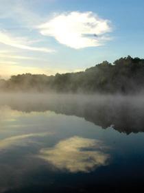 Lake at Omega